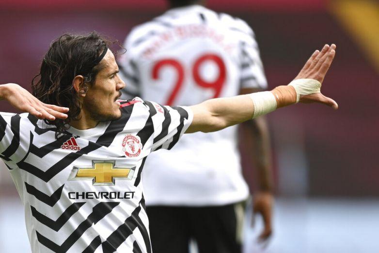 Cavani y Man United demoran el festejo de Man City