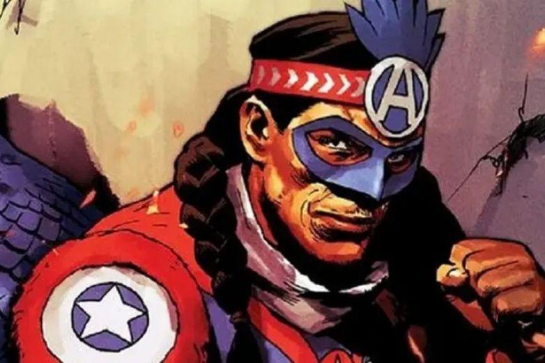 Marvel presentó al Capitán América indígena