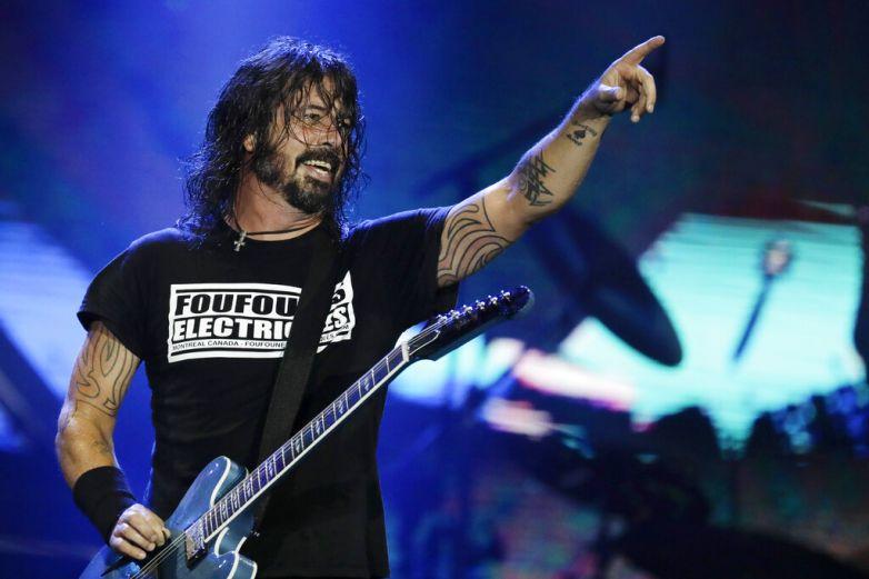 Reagenda Foo Fighters concierto en México
