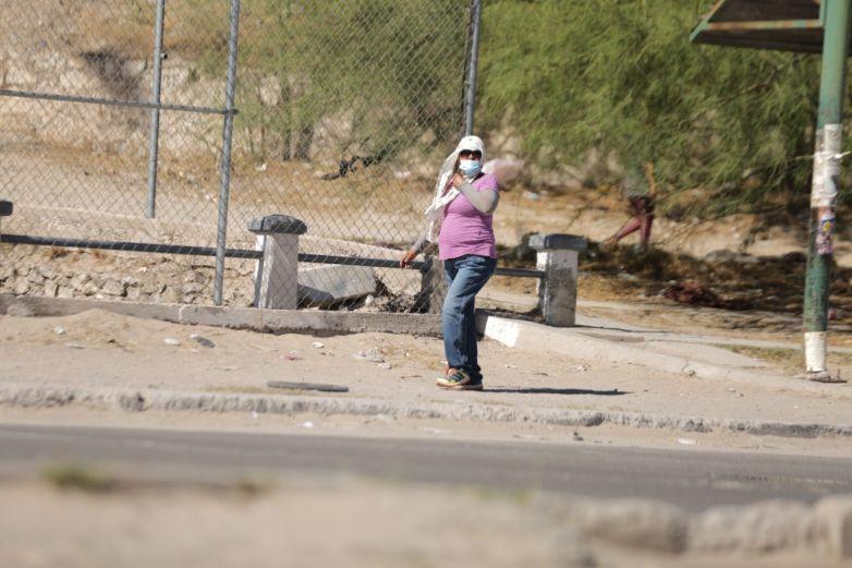 Sábado con temperatura agradable en Juárez