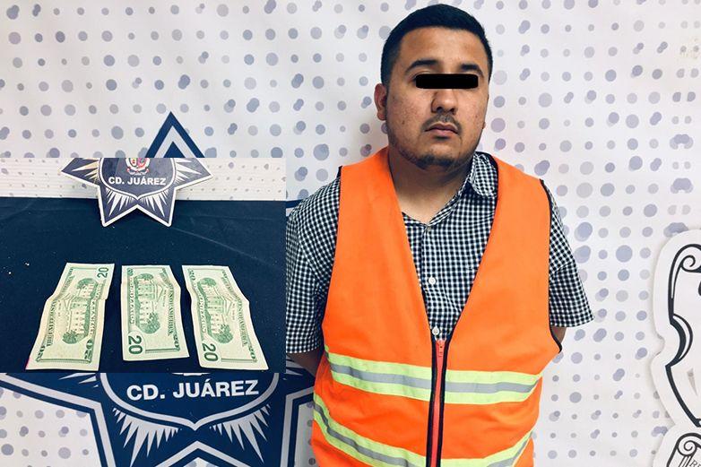 Ofrece 60 dólares para evadir arresto por manejar ebrio