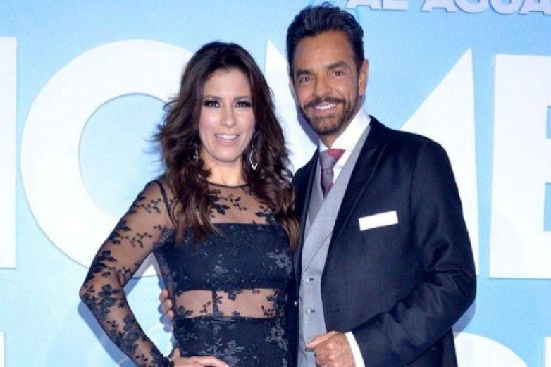 Eugenio Derbez y Alessandra Rosaldo al borde del divorcio