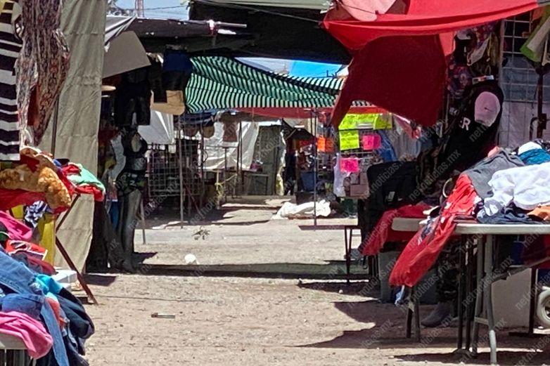 Ultiman a dos en mercado Ramón Rayón