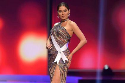 Con paso firme Andrea Meza en el Top 10 de Miss Universo