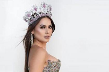 Andrea Meza, una de las favoritas para ganar Miss Universo