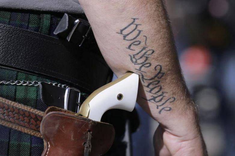 Fija EU plazos para demanda de México por tráfico de armas