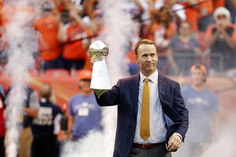 Peyton Manning irá al Anillo de la Fama de los Broncos