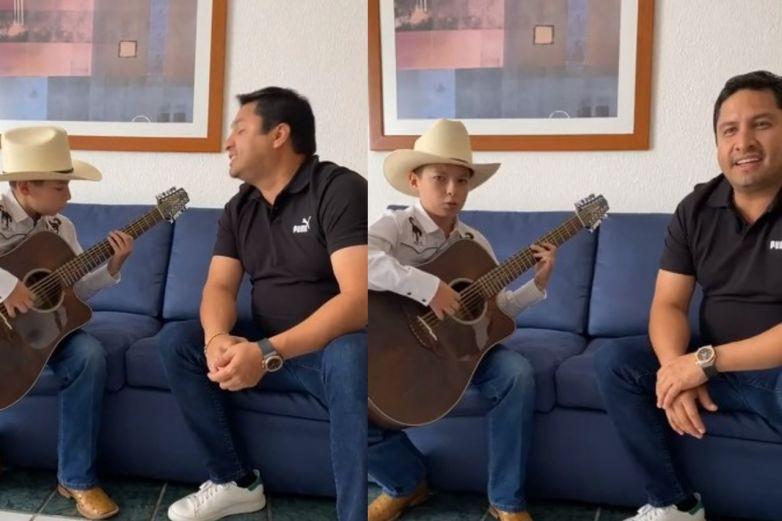 Randy, ganador de La Voz Kids, cumple sueño de cantar con Julión