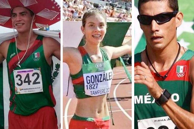 Marchistas chihuahuenses buscarán la gloria olímpica