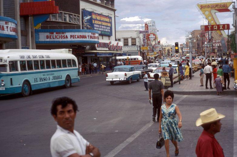 Recuerdan a Ciudad Juárez en bella fotografía