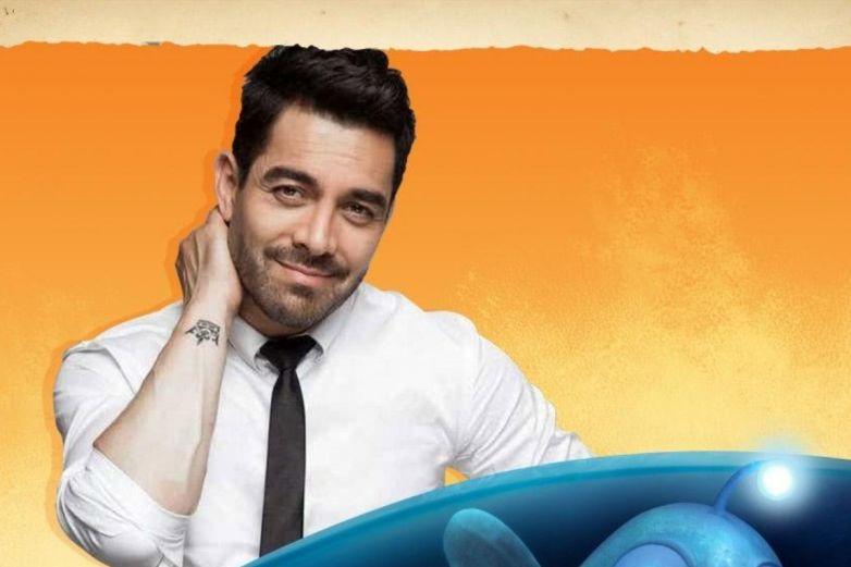 Omar Chaparro prestará su voz para la cinta de 'Luca'