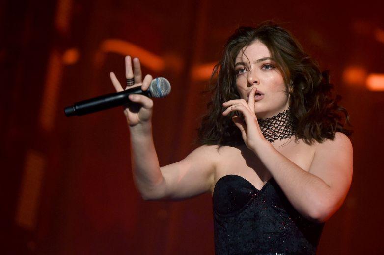 ¿Se equivocó? Lorde borró 'Solar Power' a minutos de publicarlo