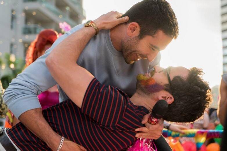 ¡Amor es amor! Parejas LGBT+ en la pantalla chica