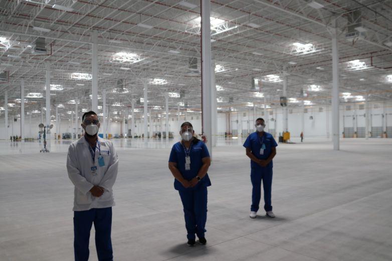 Inauguran nueva planta Eaton en Juárez
