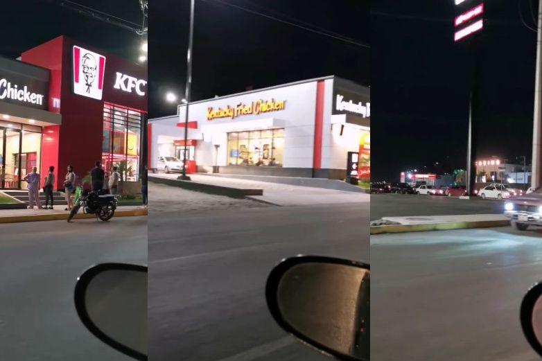 Video: Celebran en Delicias la llegada de KFC