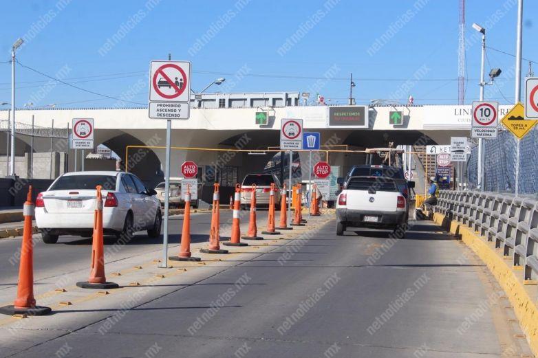 Implementan tarifa anual en puentes Zaragoza y Lerdo