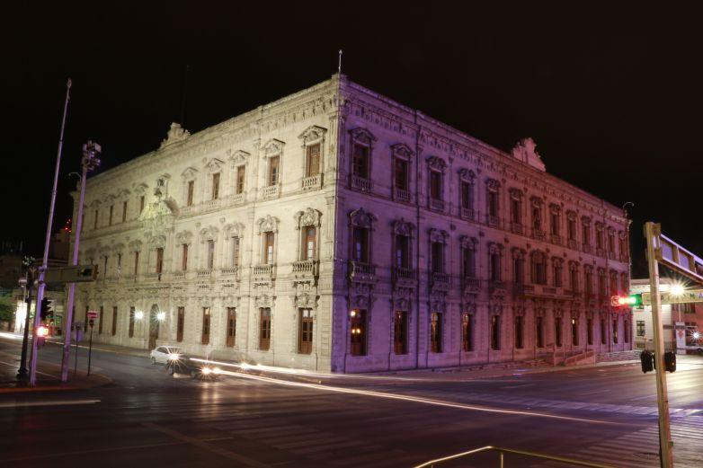 Palacio de Gobierno: sede del poder