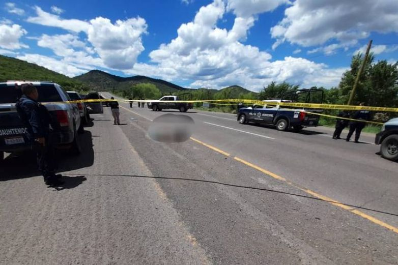 Ultiman a 8 personas en la zona occidente de Chihuahua