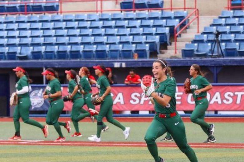 Mexicanas van por el bronce en Softbol