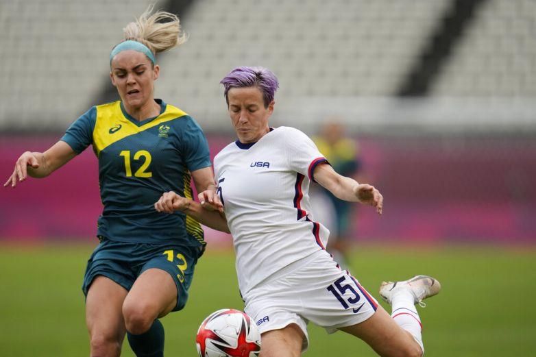 Avanzan EU y Brasila cuartos en torneo olímpico femenino
