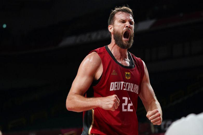 Alemania derrota a Nigeria en basquetbol