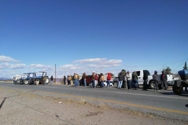 Suspenden audiencia de agricultores implicados en conflicto del agua