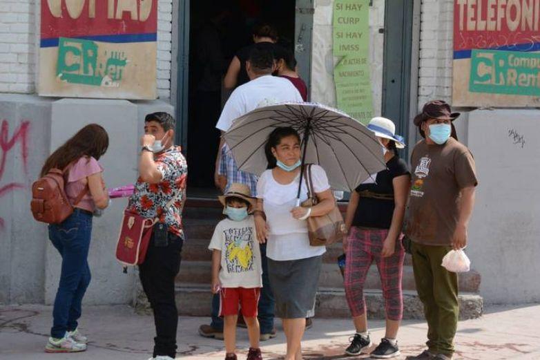 Mueren 4 personas en Juárez por Covid