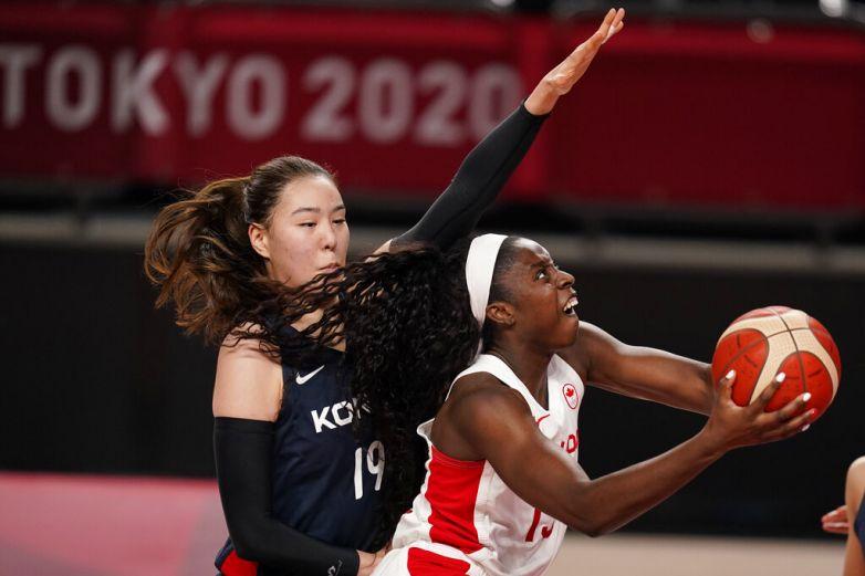 Canadá vence a Corea del Sur de la mano de Carleton