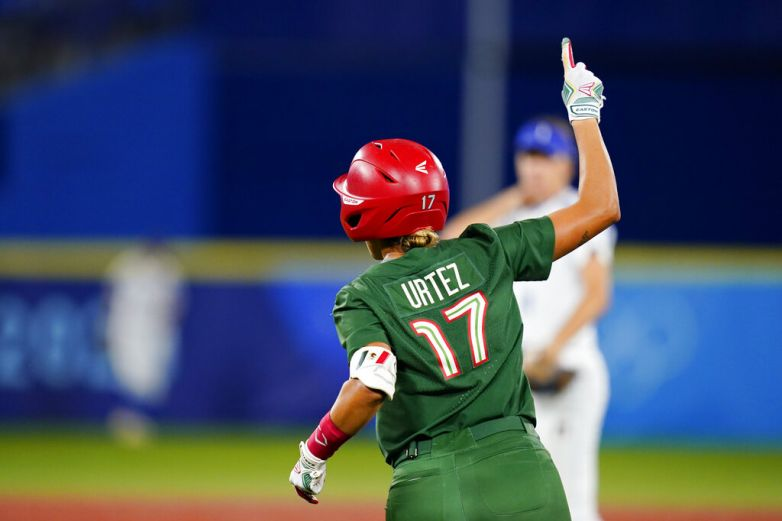 Mexicana Urtez va al equipo ideal de softbol de Tokio 2020