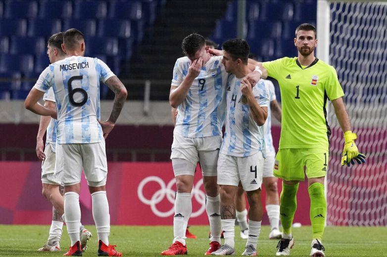 Argentina queda eliminada de Tokio 2020