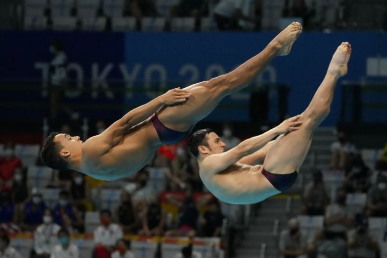 México se queda a nada de podio en trampolín de 3 metros