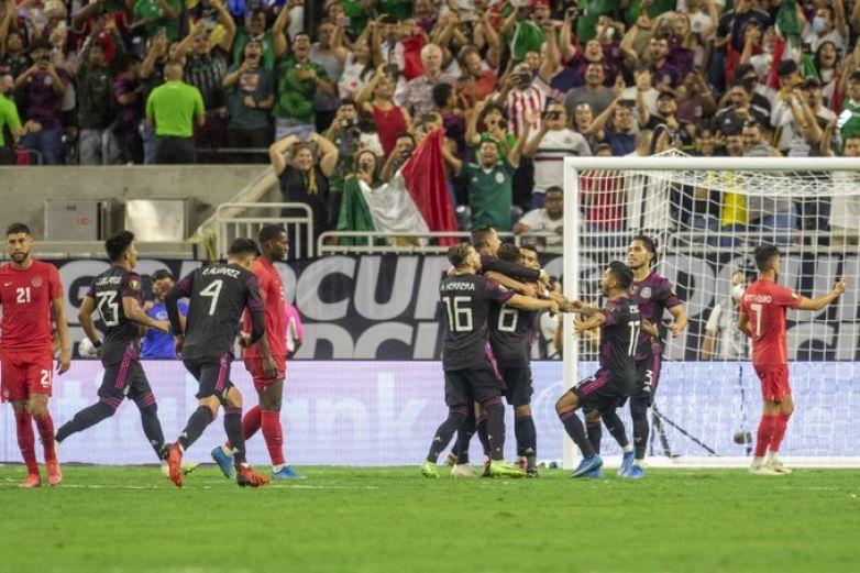 México pasa a la final de la Copa de Oro