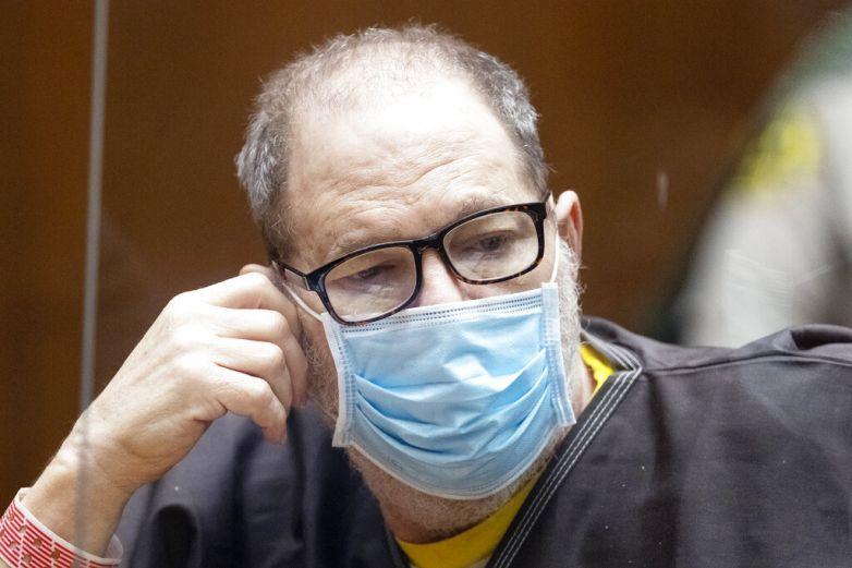 Harvey Weinstein se libera de uno de sus cargos de abuso