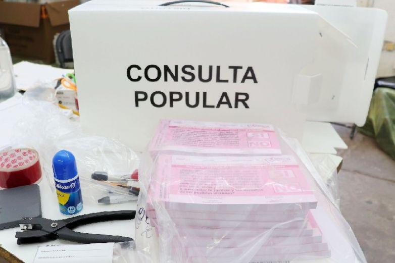 Sin incidentes Consulta Popular en Chihuahua