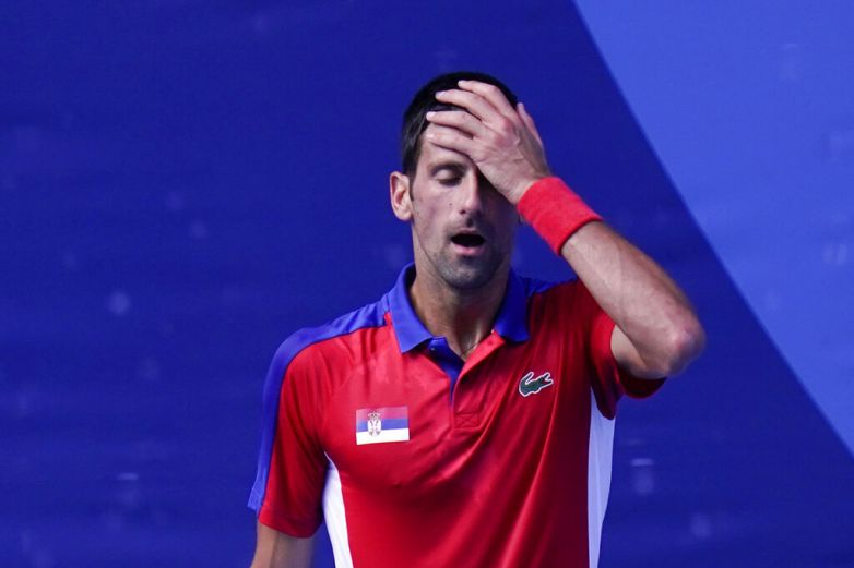Djokovic se queda sin bronce tras perder contra Carreño