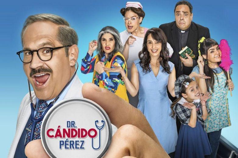 Suspenden transmisión de 'Doctor Cándido Pérez'
