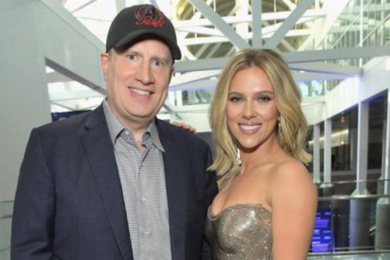 Enfurece presidente de Marvel por pleito entre Scarlett Johansson y Disney