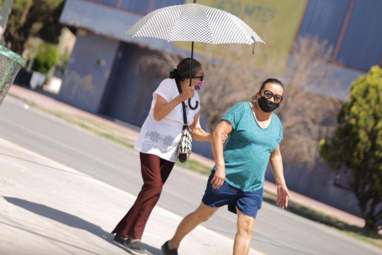 Se mantiene alerta amarilla por lluvias: PC