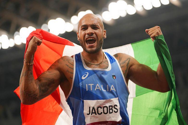Marcell Jacobs gana oro en Tokio 2020; nació en El Paso