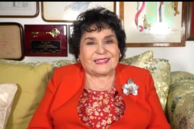 Carmen Salinas compró su casa con la propina que le dio un cliente