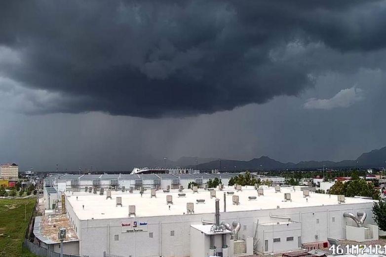 Alertan por lluvias y tormentas eléctricas en Chihuahua