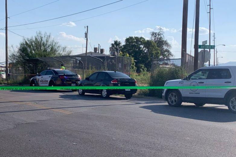 Hallan cadáver en canal de El Paso