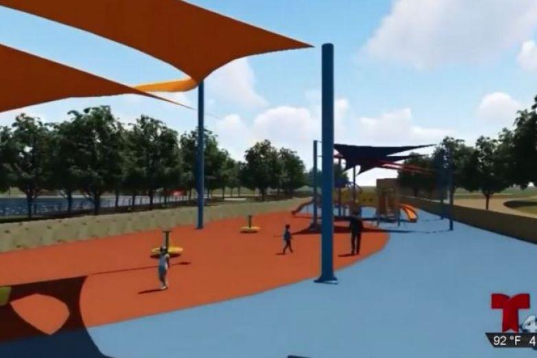 Inicia construcción de parque incluyente en El Paso