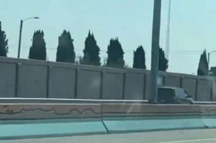 Video: Creía que estaba en GTA El Paso