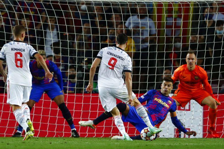 Bayern receta nueva goleada a Barcelona