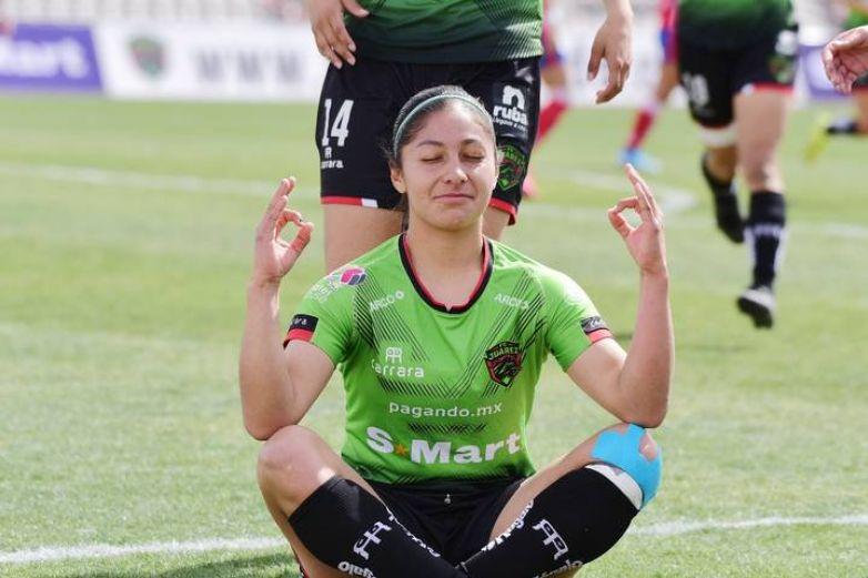 Silvia Elicerio causa baja de la Selección Nacional