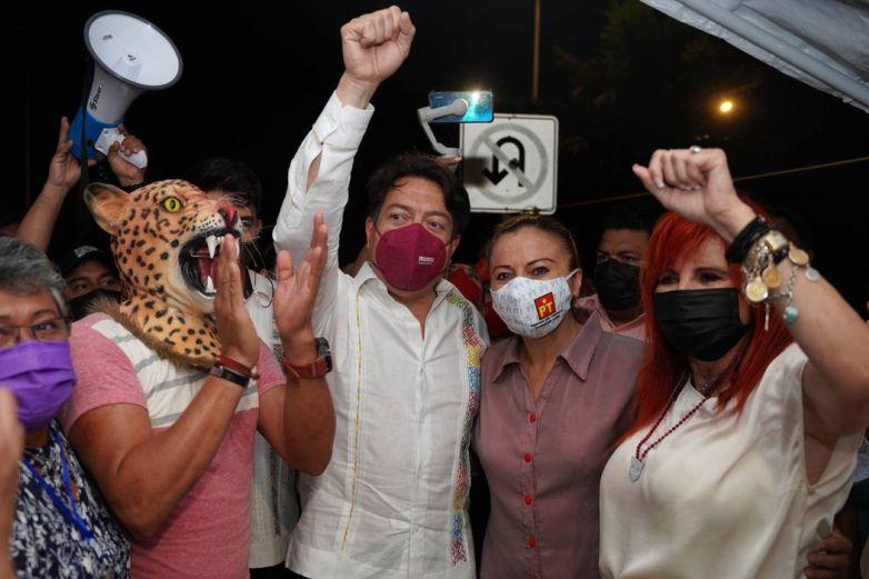 Valida TEPJF triunfo de Layla Sansores en Campeche