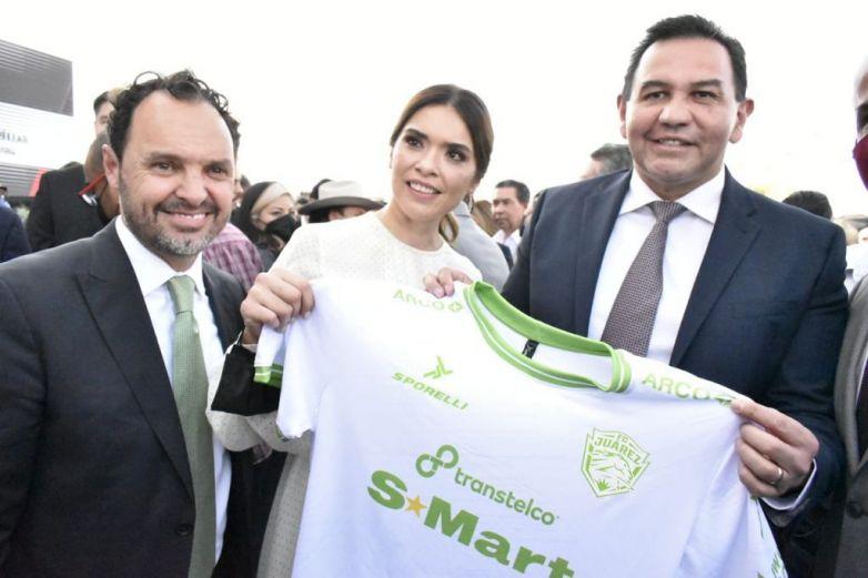 Vive FC Juárez un proceso de renovación