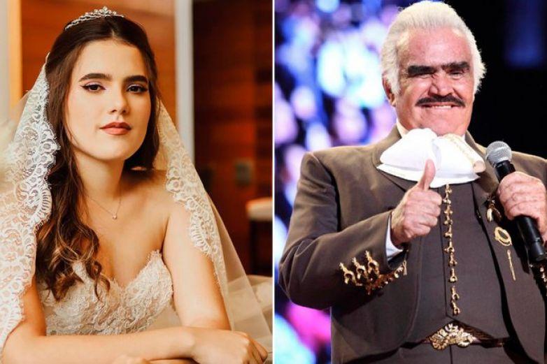 Camila Fernández rompió en llanto al hablar sobre su abuelo 'Chente'
