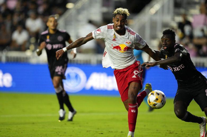 Red Bulls golea a Miami en la MLS